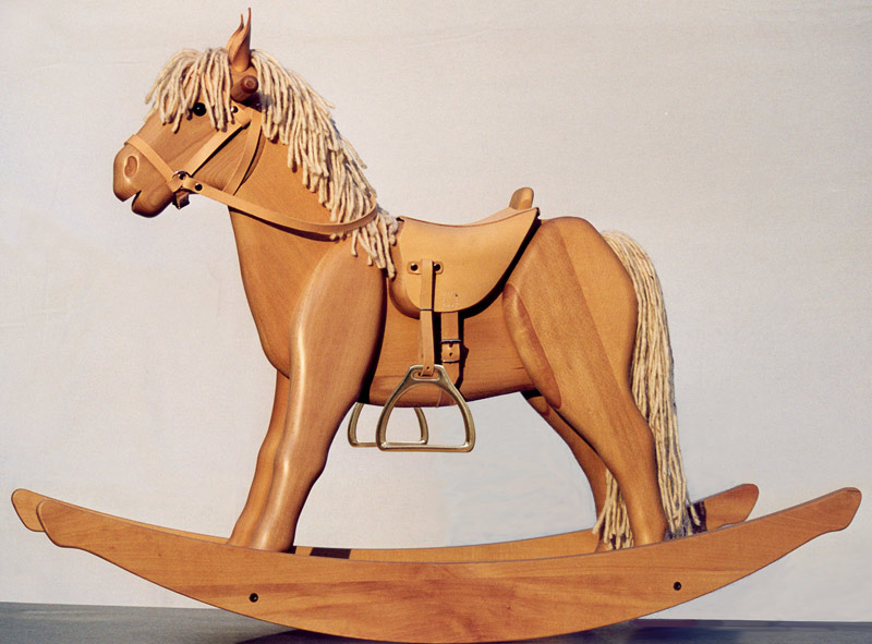 Pics Photos - Wooden Rocking Horse Plans