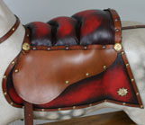 Rocking Horse Saddle Pattern