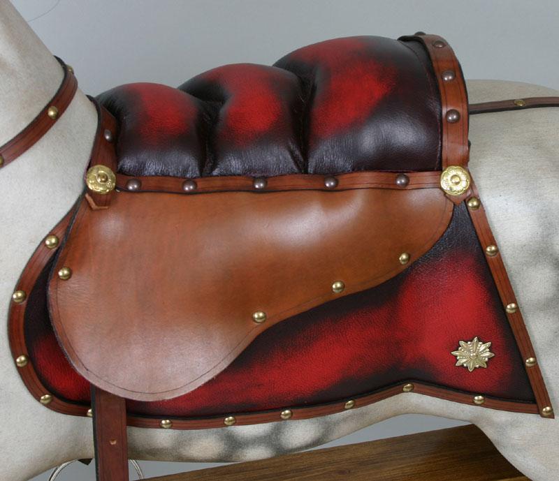 Lancaster Rocking Horse Saddle